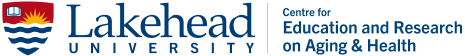 official logo of Lakehead University